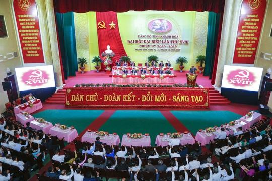 Ông Nguyễn Khắc Định tái đắc cử Bí thư Tỉnh ủy Khánh Hòa - Ảnh 3.