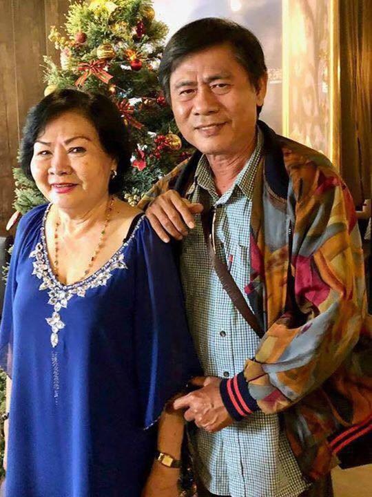 Mai Vàng nhân ái thăm 2 NSƯT - nhạc sĩ Hoàng Thành và Minh Tâm - Ảnh 7.