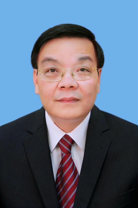 4 Phó Bí thư Thành ủy Hà Nội là những ai? - Ảnh 1.