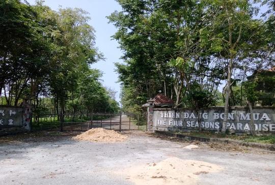 Quảng Ngãi: Xem xét chấm dứt Dự án du lịch Thiên Đàng 8.000 tỉ đồng - Ảnh 2.