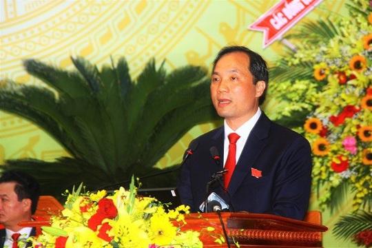 Khai mạc Đại hội Đảng bộ tỉnh Hà Tĩnh lần thứ XIX - Ảnh 3.