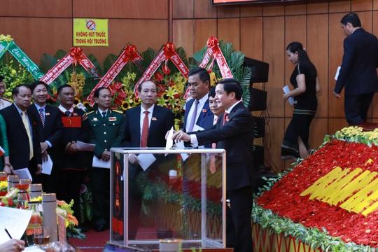 Ông Bùi Văn Cường tái đắc cử Bí thư Tỉnh ủy Đắk Lắk - Ảnh 4.