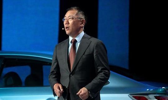 Thái tử Hyundai kế nghiệp sau 20 năm chờ đợi - Ảnh 1.
