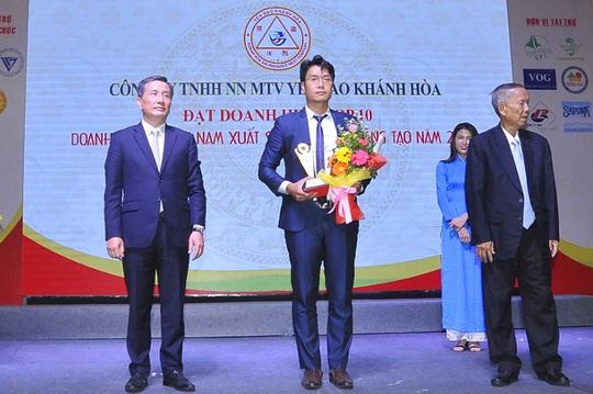 Yến sào Khánh Hòa: Top 10 Doanh nghiệp Việt Nam điển hình sáng tạo năm 2020 - Ảnh 1.