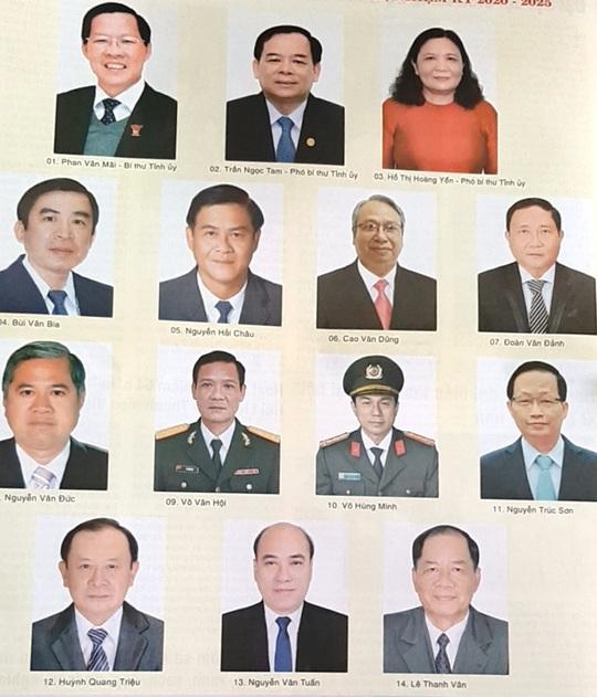 Ông Phan Văn Mãi tái đắc cử Bí thư Tỉnh ủy Bến Tre - Ảnh 7.
