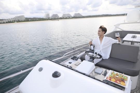 Bắt trend check in du thuyền sang chảnh giữa thiên đường biển Quy Nhơn, bạn đã thử? - Ảnh 3.