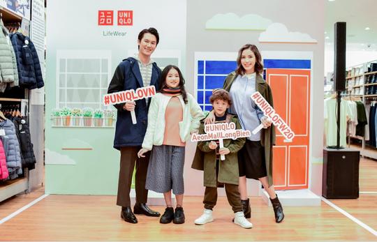 Uniqlo chính thức khai trương cửa hàng thứ ba tại Hà Nội - Ảnh 2.