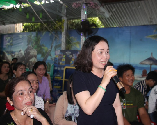 Cà Mau: Chung tay chấm dứt bạo lực đối với phụ nữ và trẻ em - Ảnh 3.