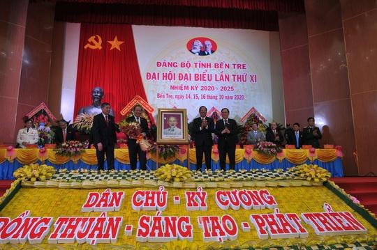 Ông Phan Văn Mãi tái đắc cử Bí thư Tỉnh ủy Bến Tre - Ảnh 5.