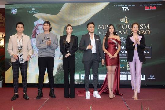Sôi động vòng thi sơ tuyển phía Nam cuộc thi Miss Tourism Vietnam 2020 - Ảnh 3.