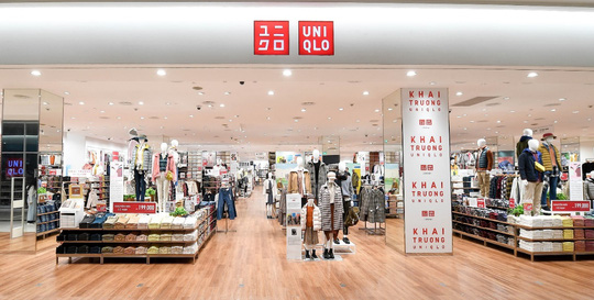 UNIQLO khai trương cửa hàng thứ ba tại Hà Nội - Ảnh 1.
