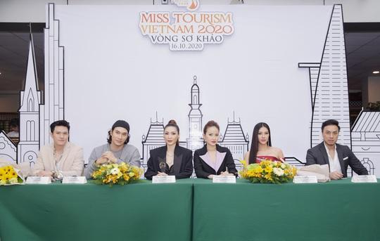 Sôi động vòng thi sơ tuyển phía Nam cuộc thi Miss Tourism Vietnam 2020 - Ảnh 2.