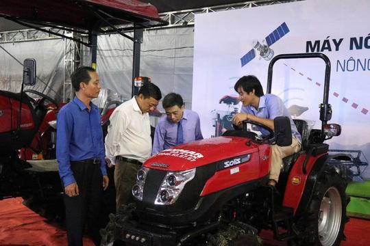 Khai mạc Festival Sản phẩm vật tư nông nghiệp và thương mại toàn quốc năm 2020 - Ảnh 3.