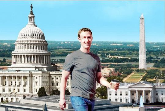CEO Facebook trở thành nhân vật ảnh hưởng lớn đến chính trường Mỹ như thế nào? - Ảnh 1.
