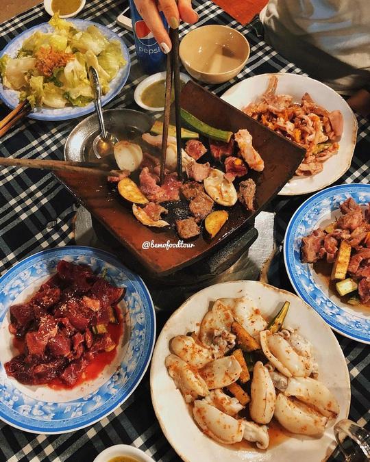 Địa chỉ ăn đồ nướng ở Đà Lạt - Ảnh 6.