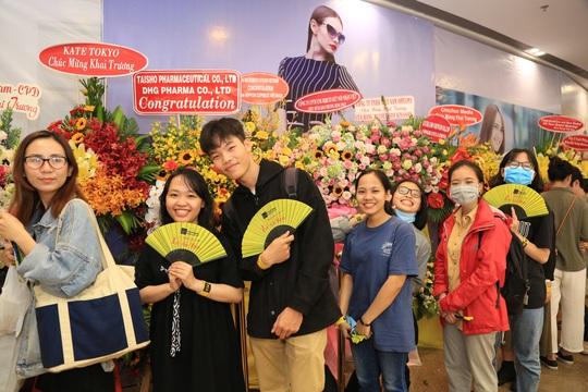 Matsumoto Kiyoshi khai trương cửa hàng đầu tiên tại Việt Nam - Ảnh 4.