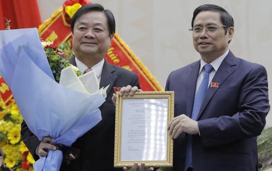 Ông Lê Minh Hoan chính thức làm Thứ trưởng Bộ NN-PTNT - Ảnh 2.