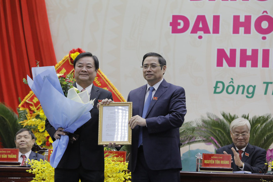 Ông Lê Minh Hoan tham gia Ban Cán sự Đảng Bộ NN-PTNT - Ảnh 3.