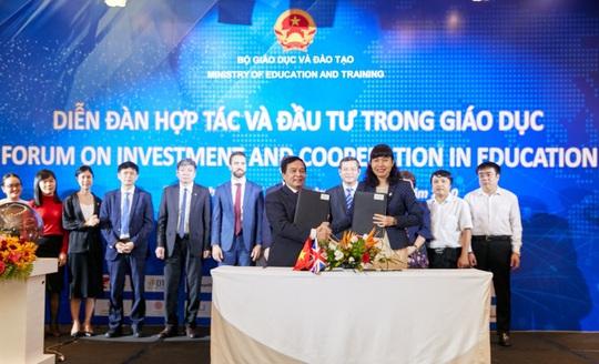 Đại học Nguyễn Tất Thành hợp tác với ICAEW nâng cao chất lượng giáo dục - Ảnh 1.