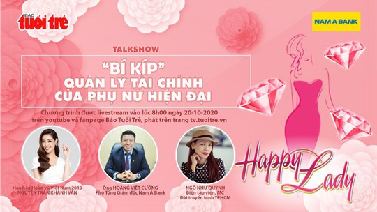 Nam A Bank triển khai nhiều hoạt động chào mừng Ngày Phụ nữ Việt Nam 20-10 - Ảnh 1.