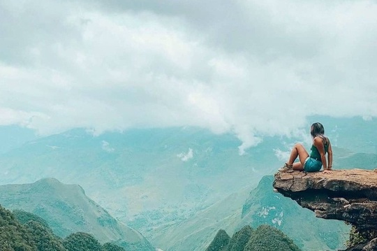 4 điểm check-in mỏm đá giữa trời ở Việt Nam - Ảnh 4.