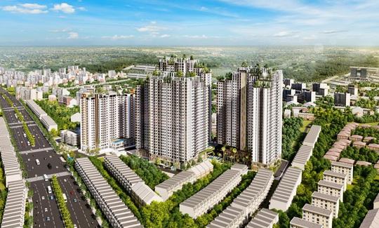 Khu căn hộ phức hợp Legend Complex ra mắt thị trường - Ảnh 3.