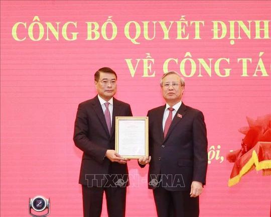 Điều động ông Lê Minh Hưng làm Chánh Văn phòng Trung ương Đảng - Ảnh 1.