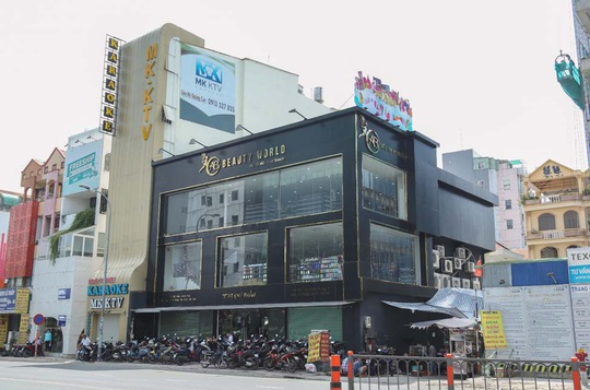 AB Beauty World mở siêu thị mỹ phẩm thứ hai - Ảnh 1.