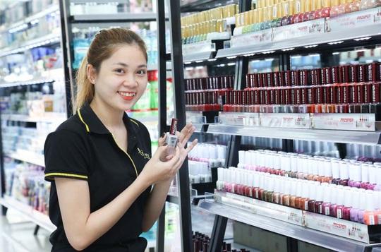 AB Beauty World mở siêu thị mỹ phẩm thứ hai - Ảnh 2.