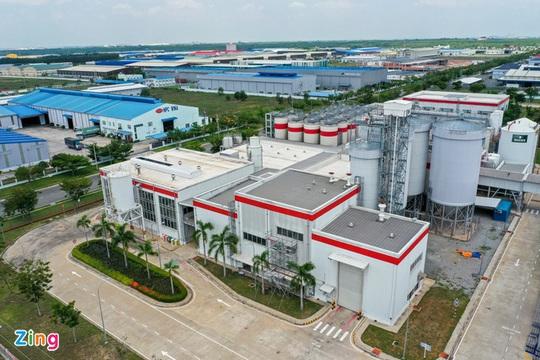 Giá bất động sản công nghiệp TP HCM tăng mạnh - Ảnh 1.