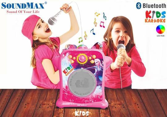 SoundMax Kids: Khơi niềm đam mê ca hát cho bé - Ảnh 1.