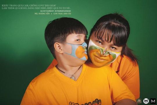 VitaminsFaceMask - đong đầy tình yêu thương của mẹ - Ảnh 3.