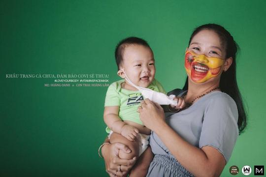 VitaminsFaceMask - đong đầy tình yêu thương của mẹ - Ảnh 4.
