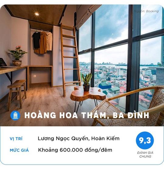 4 homestay giữa thành phố cho hội ra Hà Nội đón gió lạnh - Ảnh 4.