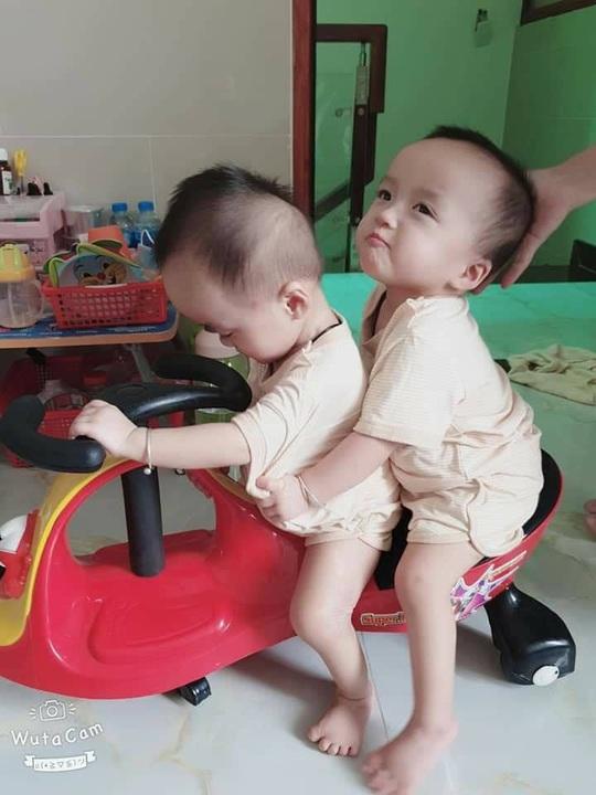 Hai bé Trúc Nhi-Diệu Nhi ngày trở lại bệnh viện - Ảnh 5.