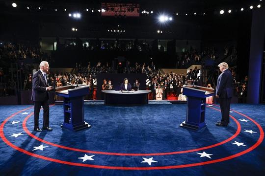 """Buổi tranh luận Tổng thống Mỹ cuối cùng quá """"bình thường""""? - Ảnh 1."""