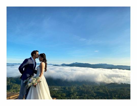 Tháng 10 - thời điểm tuyệt vời để các cặp đôi may đo vest cưới - Ảnh 4.