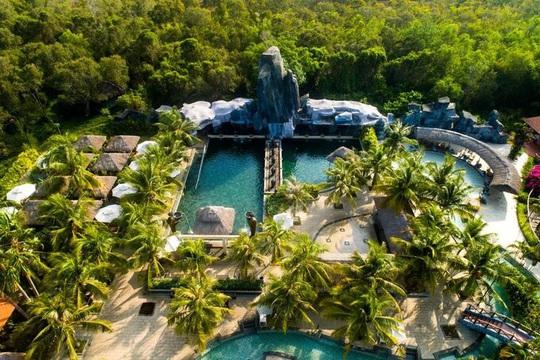 4 khu nghỉ dưỡng suối khoáng nóng hút khách - Ảnh 5.