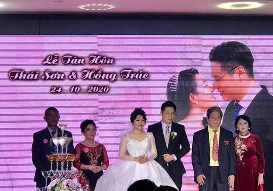 Bình phục sau tai biến, nhạc sĩ Vũ Hoàng cưới vợ cho con - Ảnh 6.