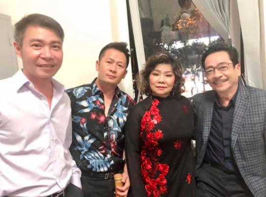 Đêm nhạc từ thiện của Đinh Hiền Anh quyên được hơn 34,2 tỉ đồng - Ảnh 4.