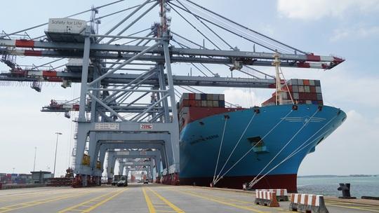 Vì sao Bà Rịa-Vũng Tàu đề nghị tiếp tục giảm phí, lệ phí cho tàu vào Cái Mép - Thị Vải? - Ảnh 1.