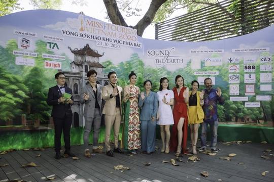 Lộ diện dàn thí sinh sơ tuyển phía Bắc cuộc thi Miss Tourism Vietnam 2020 - Ảnh 3.