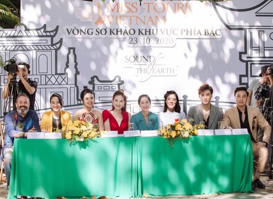 Lộ diện dàn thí sinh sơ tuyển phía Bắc cuộc thi Miss Tourism Vietnam 2020 - Ảnh 1.