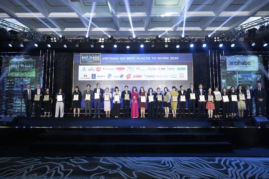 Acecook Việt Nam thuộc top 10 doanh nghiệp tiêu biểu có nguồn nhân lực hạnh phúc 2020 - Ảnh 2.