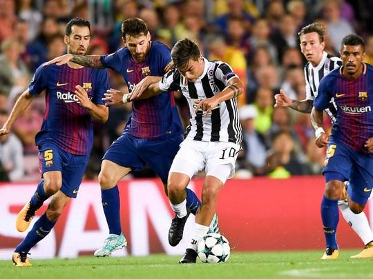 Juventus - Barcelona: Đại chiến vắng ngôi sao - Ảnh 1.