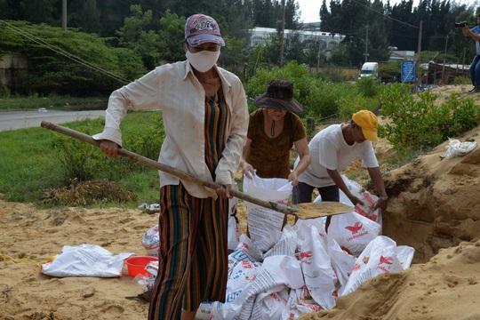 Quảng Ngãi: Đang di dời hàng chục ngàn người dân tránh bão số 9 - Ảnh 5.