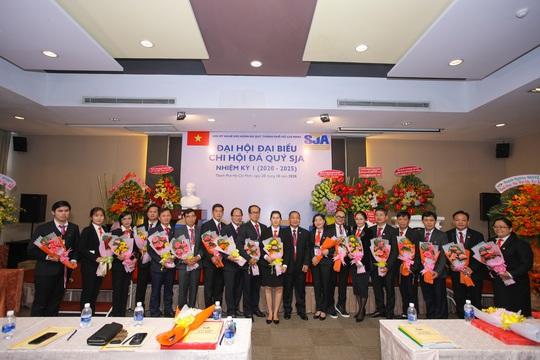 Thành lập Chi hội Đá quý SJA trực thuộc Hội Mỹ Nghệ Kim Hoàn Đá Qúy TP HCM - Ảnh 1.