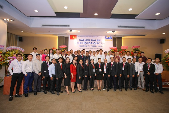 Thành lập Chi hội Đá quý SJA trực thuộc Hội Mỹ Nghệ Kim Hoàn Đá Qúy TP HCM - Ảnh 2.