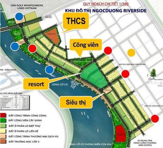 Khơi thông dòng sông Cổ Cò, khu đô thị mới Ngọc Dương Riverside tạo sóng bất động sản - Ảnh 2.