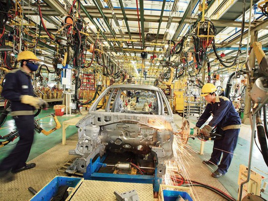 Việt Nam sắp vượt mặt Thái Lan, trở thành ông lớn ngành xe hơi khu vực? - Ảnh 1.
